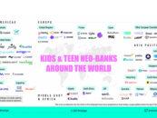 Neobanks Come for Kids and Teens